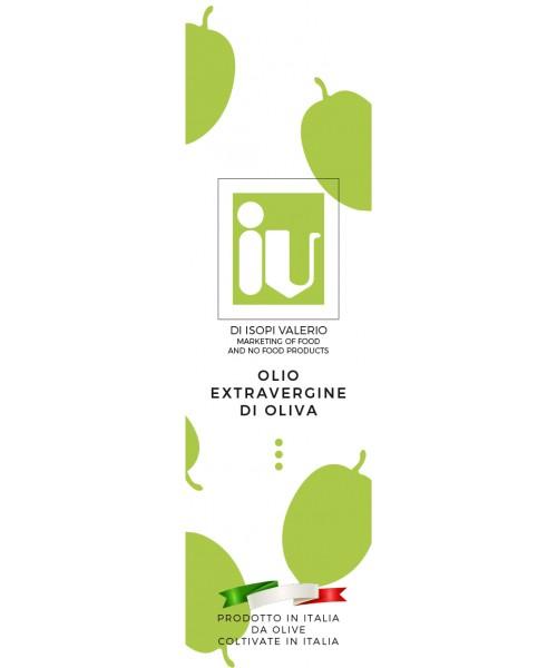 Olio extra vergine d'oliva BIO legria 63037, in bottiglia da 750ml